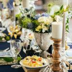 Kāzu Aģentūra, svētku galda dekorācijas