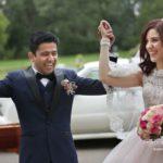 jaunais pāris, kāzu tradīcijas, laulību ceremonija, tēvs un līgavainis kāzās, Kāzu Aģentūra