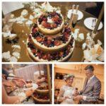 kāzu torte, Lapsas māja