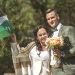 jaunais pāris kāzās, Kāzu Aģentūra