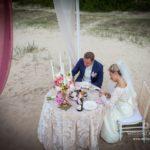 kāzu vēstules, noformējums, jūra