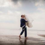 jaunais pāris, romantiska fotosesija, internacionālas kāzas
