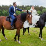 zirgi kāzās, jaunais paris, internacionālas kāzas