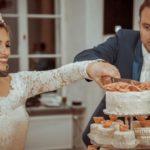 kāzu torte, mežotnes pils, internacionālas kāzas