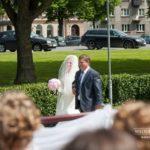kāzu ceremonija, laiva, tēvs