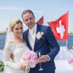 laulību ceremonija, jaunais pāris, internacionālas kāzas
