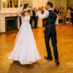 pirmā deja, kāzas, Mežotnes pils