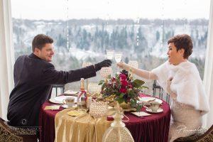 Kāzas ziemā, Winter wedding, Mārtiņš Plūme